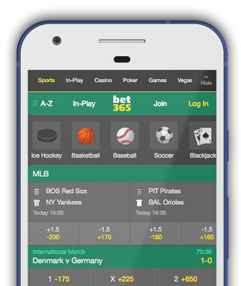 Mobile Bet 365