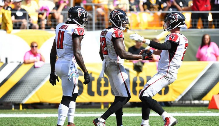 Giants vs. Falcons odds