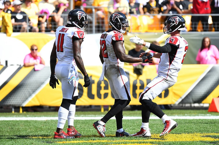 Giants Vs Falcons Odds Atlanta Should Be Your MNF Pick Over The Giants