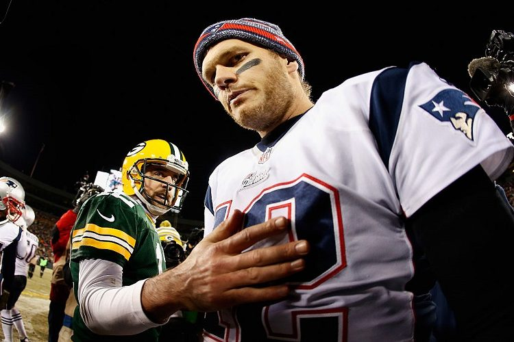 Packers vs Patriots betting