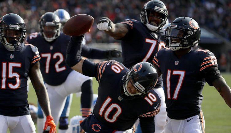 Vikings vs Bears odds